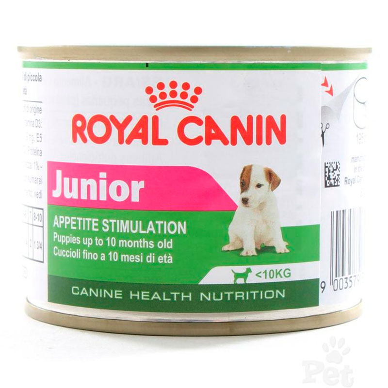 Mousse starter корм royal canin