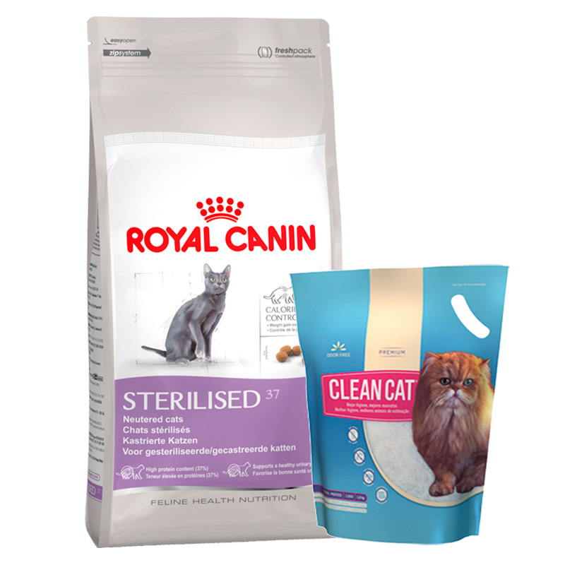 gato alimentaci n pienso royal canin tienda especializada royal canin gato sterilised. Black Bedroom Furniture Sets. Home Design Ideas