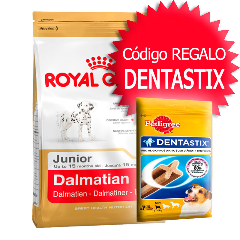 Royal Canin Dálmata Junior 12Kg+Cupón