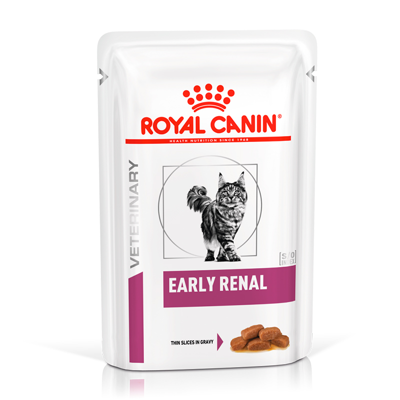 Royal Canin Cat Early Renal Pouch
