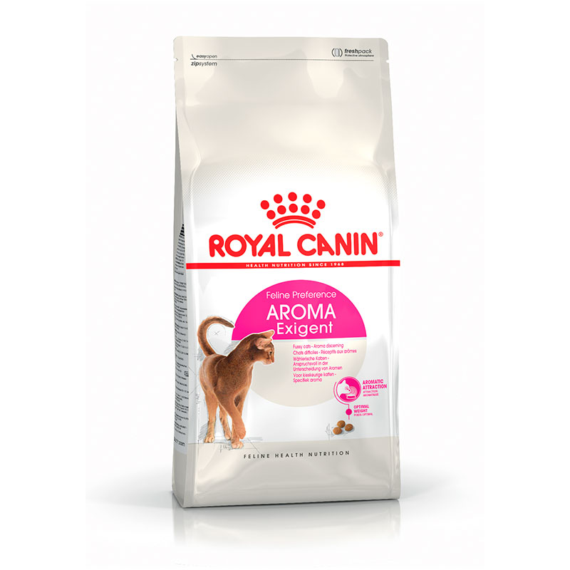 Royal Canin Gato Exigent 33 Aromatic Attraction