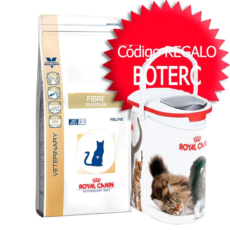 Корм royal canin feline fiber response