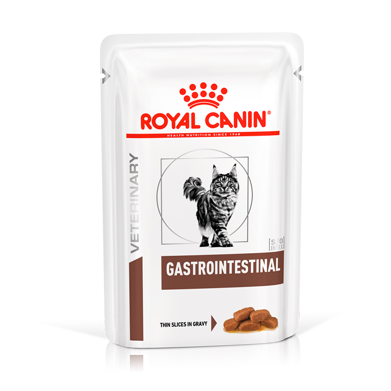 Royal Canin Cat Gastro Intestinal Sobre Húmedo 100gr