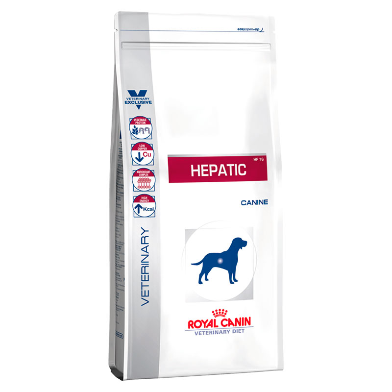 Royal Canin Hepatic Perro