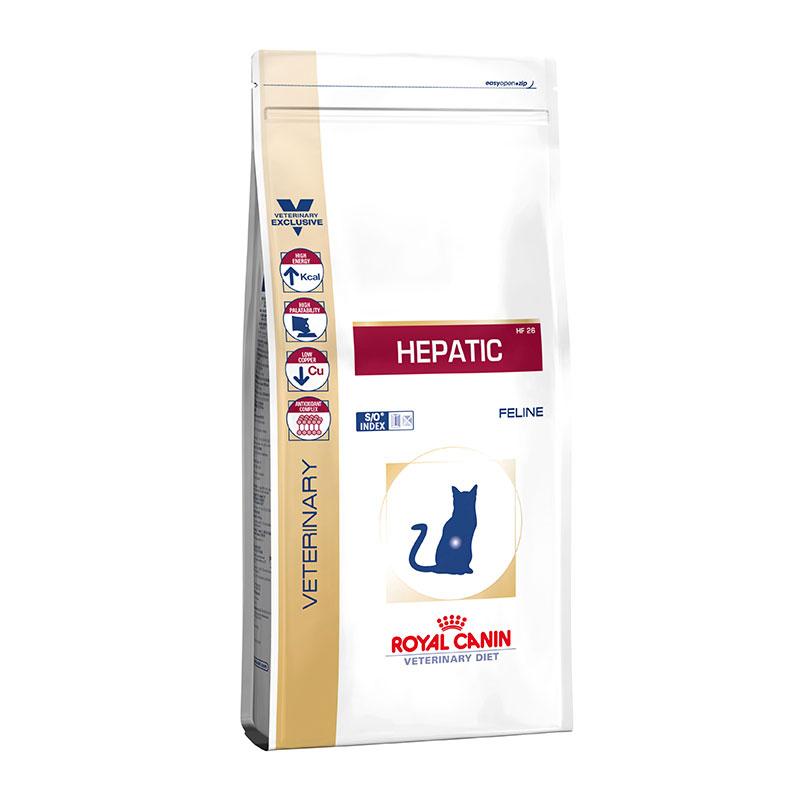 Royal Canin Gato Hepatic
