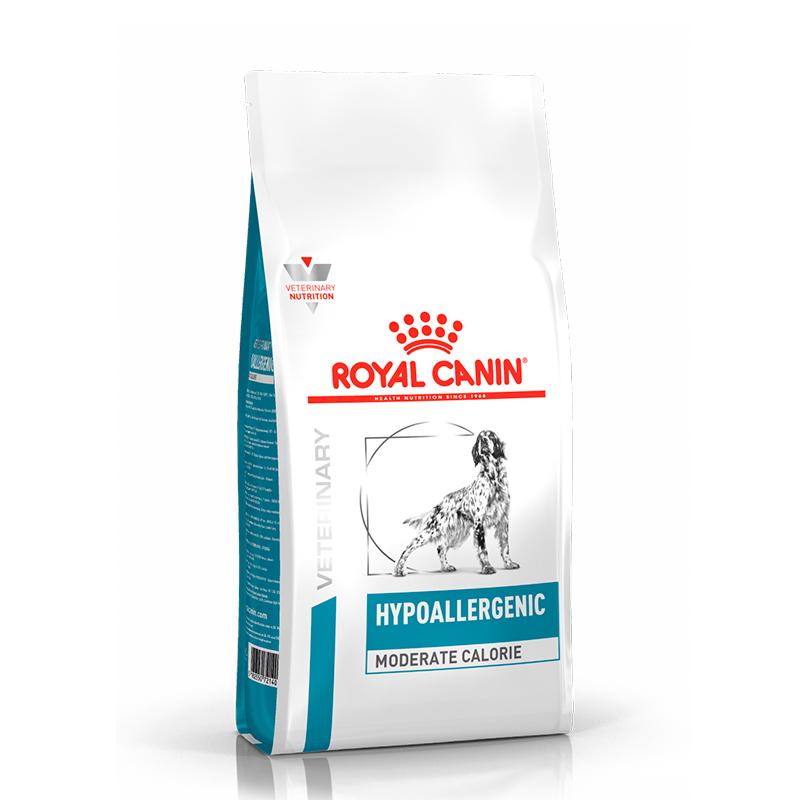 Royal Canin Hypoallergenic Dog Moderate Calorie HME23