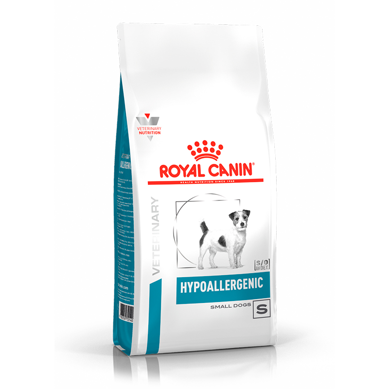 Royal Canin Hypoallergenic Perro Small Dogs