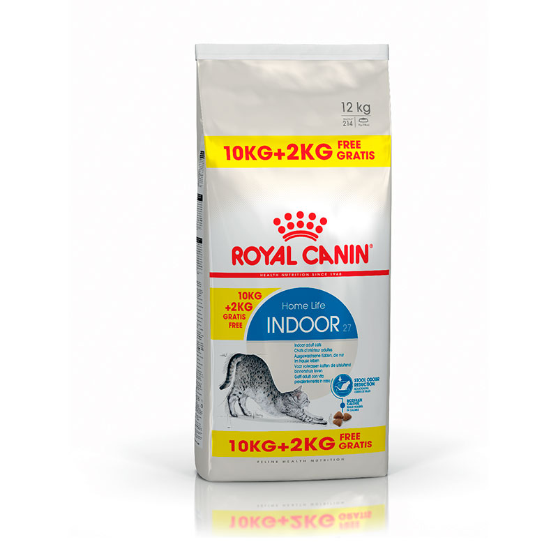 gato alimentaci n pienso royal canin tienda especializada royal canin gato indoor 27. Black Bedroom Furniture Sets. Home Design Ideas