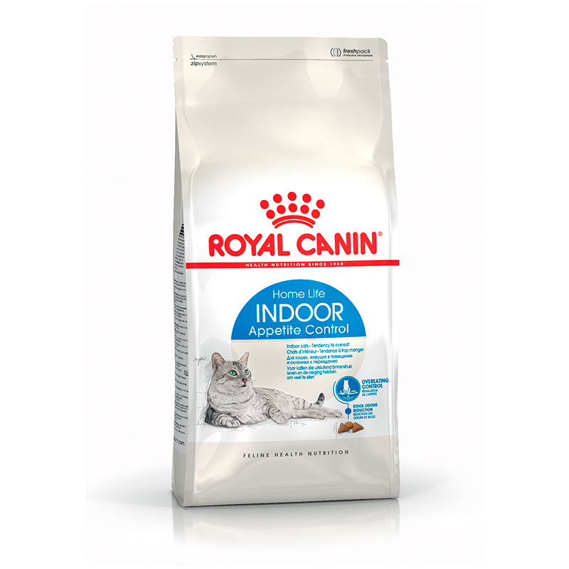 Royal Canin Gato Indoor Appetite Control