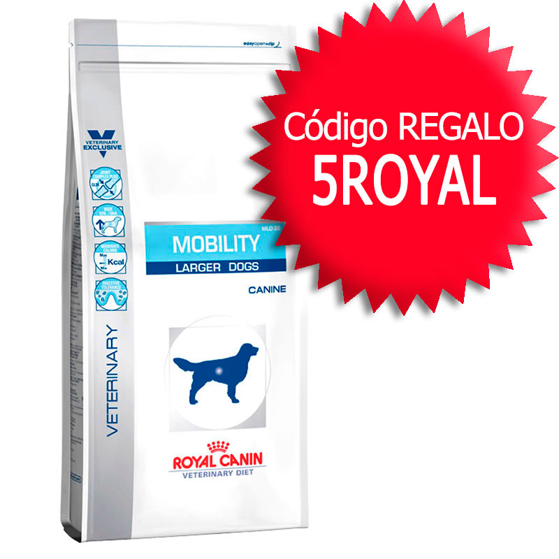 Royal Canin Mobility Canine Large Breed+Coupon