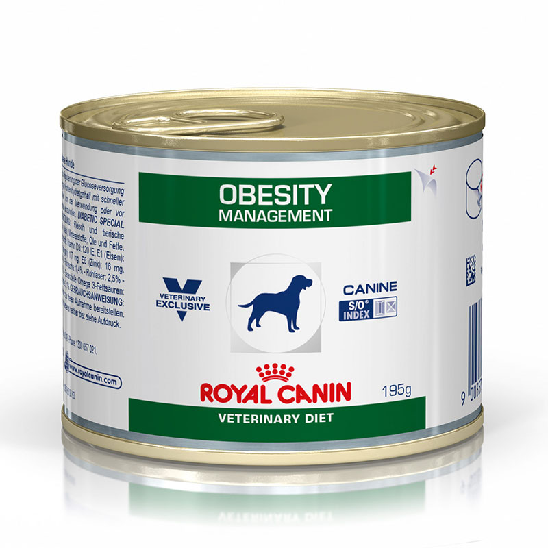 Royal Canin Obesity Management Dog Wet