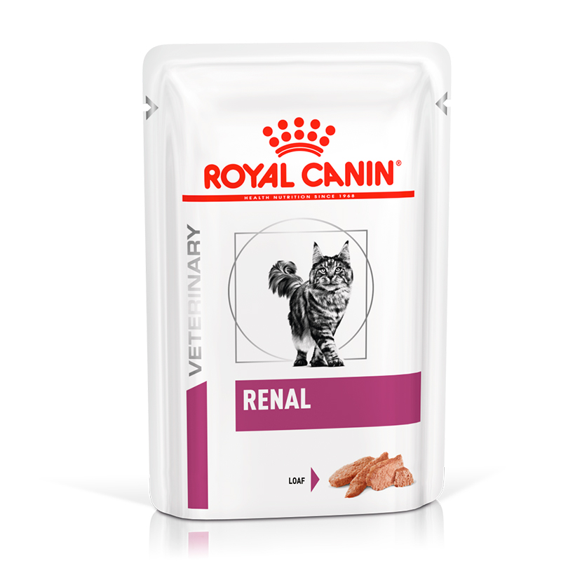 Royal Canin Cat Renal Loaf Pouch