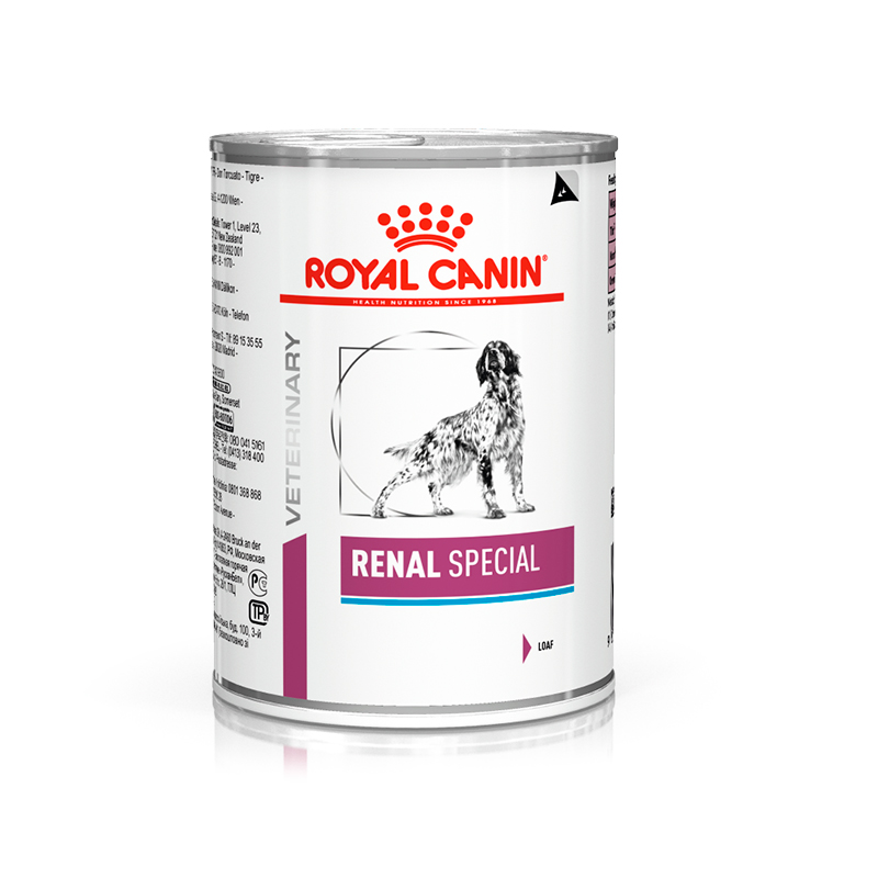 Royal Canin Renal Special  Dog Wet 410gr