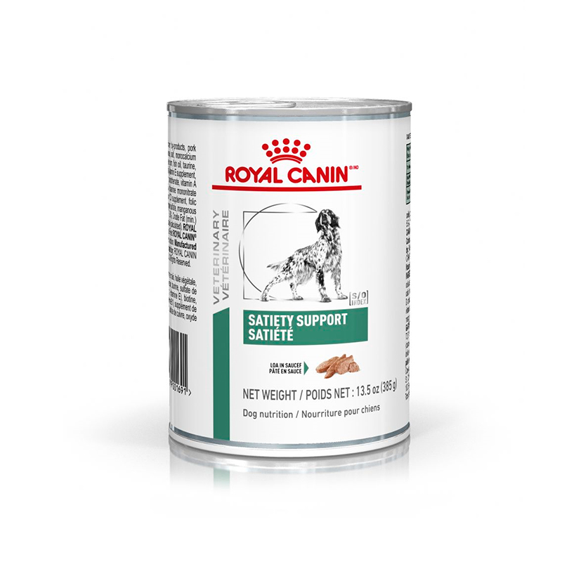 Royal Canin Satiety Weight Management canine Lata
