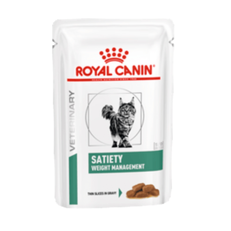 Royal Canin Cat Satiety Weight Management Pouche 85gr