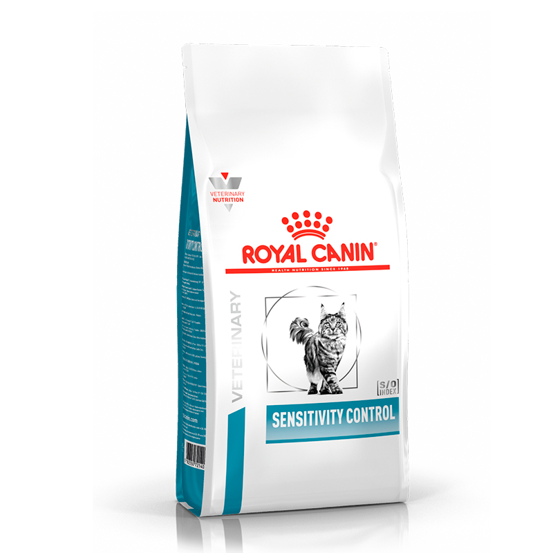 Royal Canin Gato Sensitivity Control
