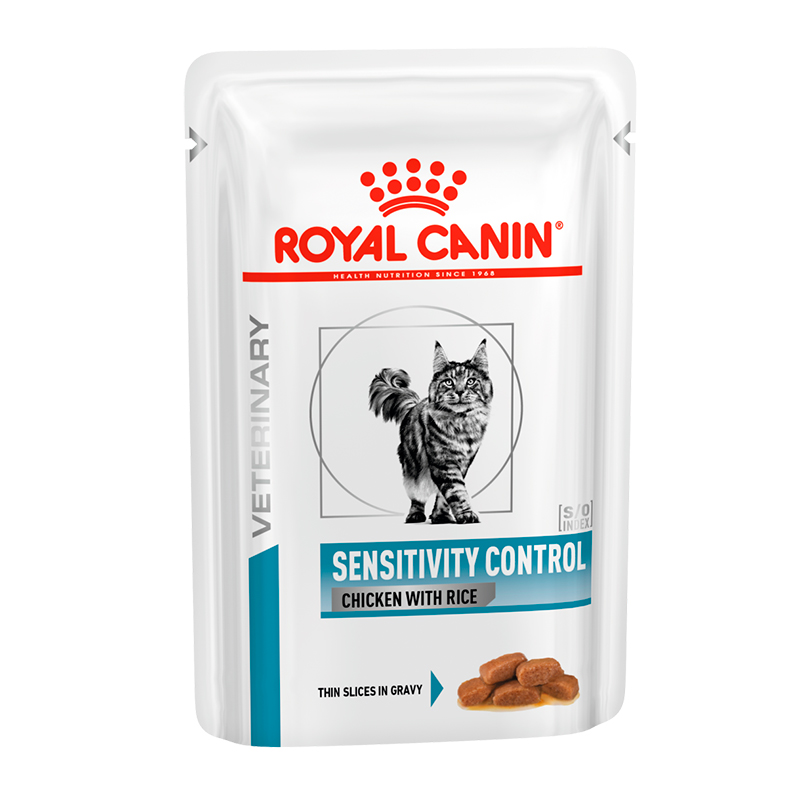 Royal Canin Gato Sensitivity Control Sobre Húmedo 100gr
