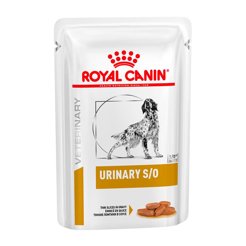 Royal Canin Urinary S/O Dog Pouch