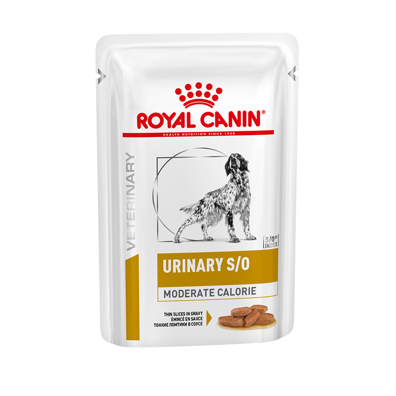 Royal Canin Urinary S/O Moderate Calorie Dog Pouch