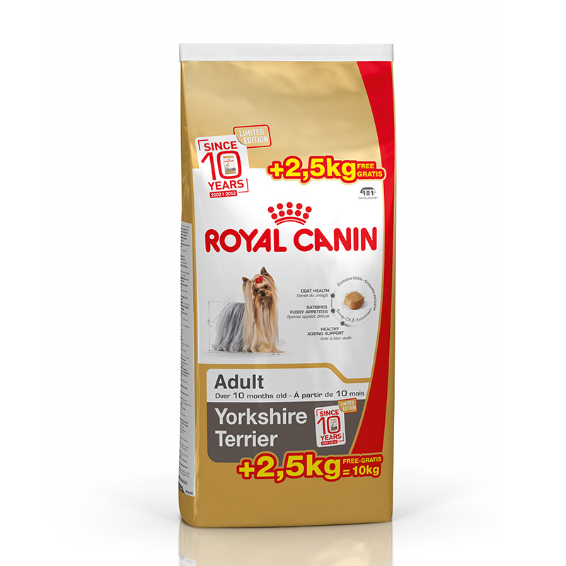 royal canin yorkshire terrier adulto perro alimentaci n pienso royal canin razas. Black Bedroom Furniture Sets. Home Design Ideas