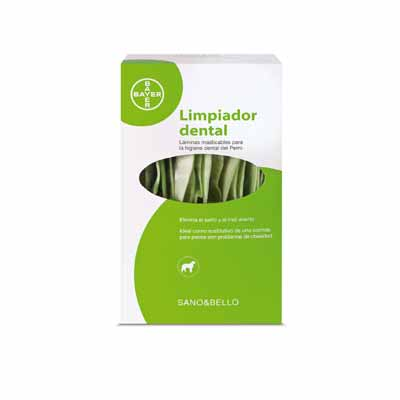 Limpiador Dental Bayer