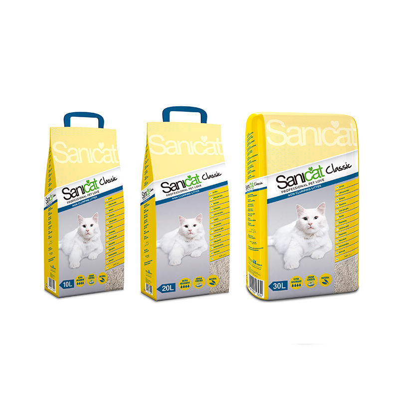 Cat Litter Sanicat Classic 20L