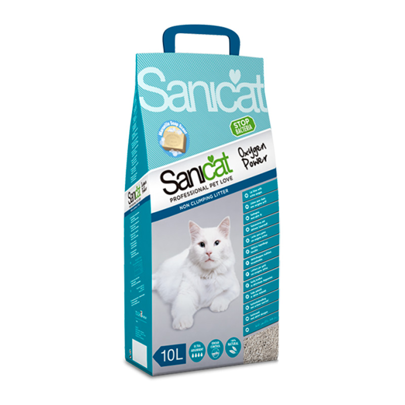 Arena Sanicat Oxygen Power Non Clumping 10L