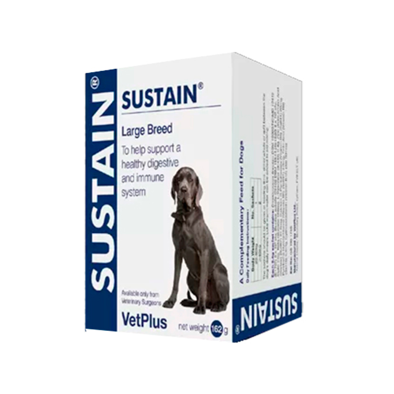 VetPlus Sustain. Nutritional Supplement for large dogs