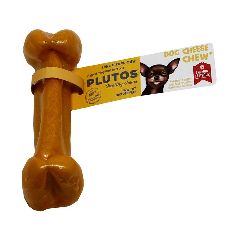 Plutos Cheese & Salmon