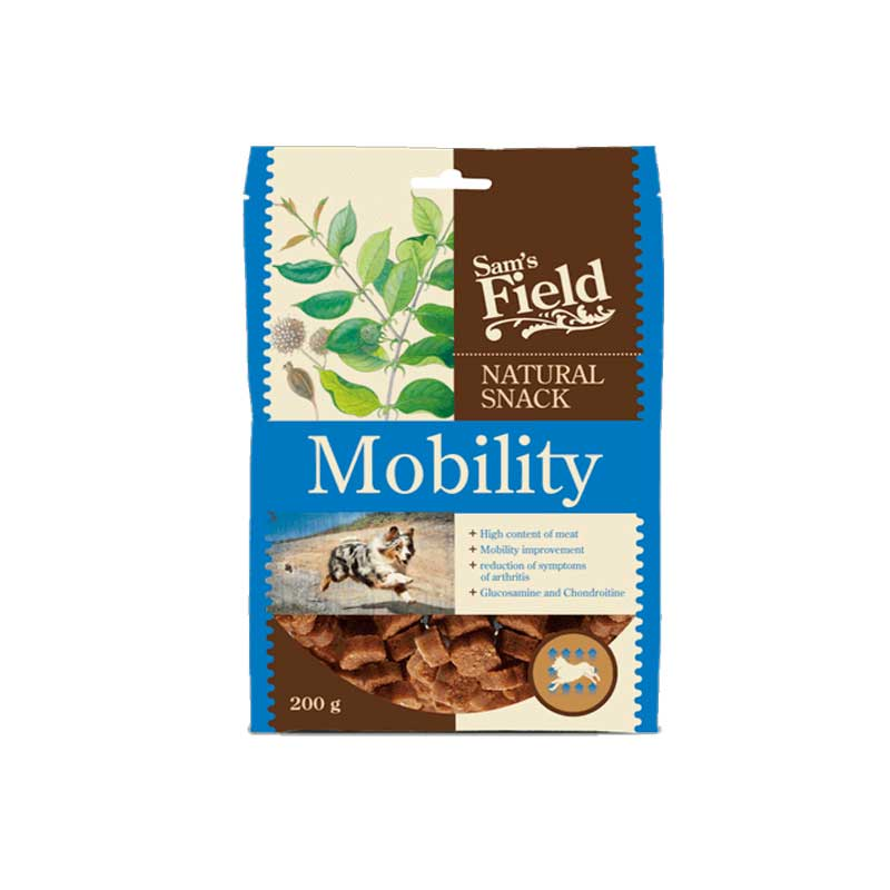Sam's Field Natural Snack Mobility