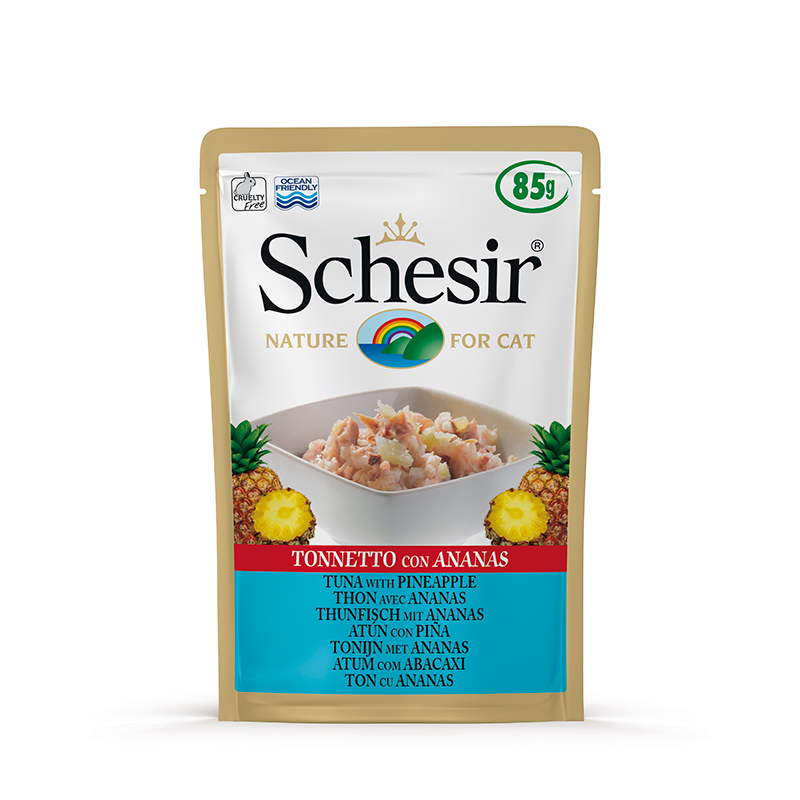 Schesir Tuna with Pineapple Pouch