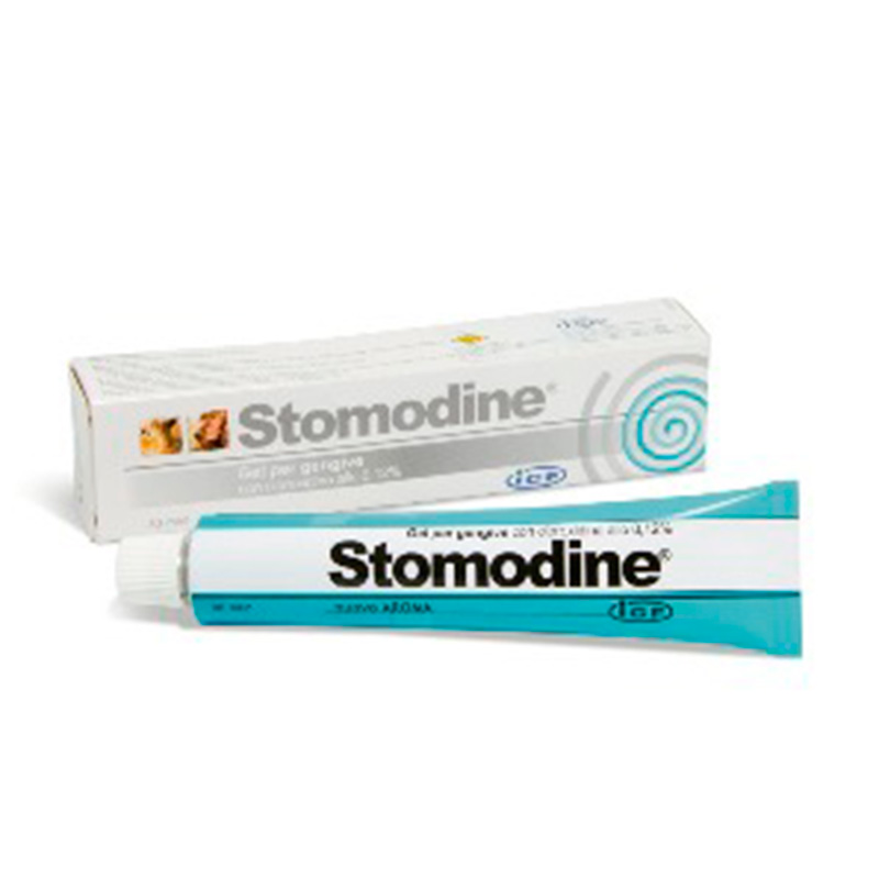 Stomodine 30ml Dogs and Cats Buccal Clean Gel Fatro