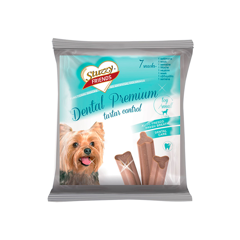 Stuzzy Friends Dental Premium Mini Dog