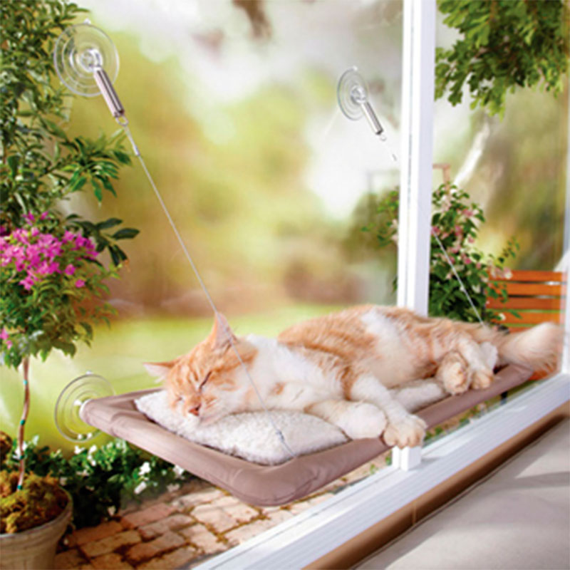 Oster Sunny Seat - Cat bed for window