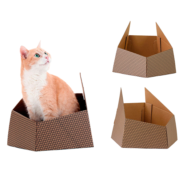 United Pets Cat In The Box Kity
