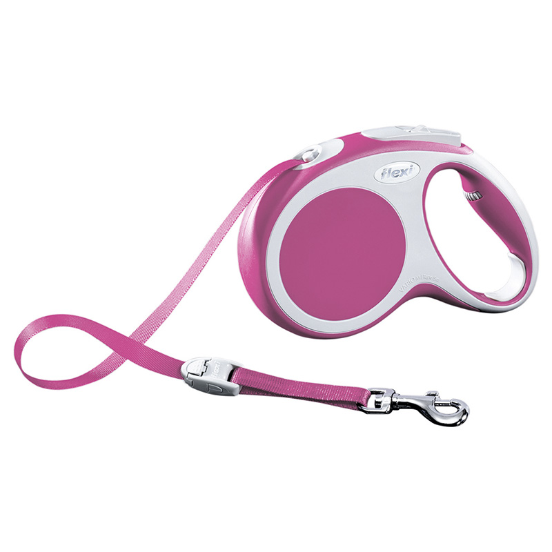 Retractable Leash flexi VARIO Compact L