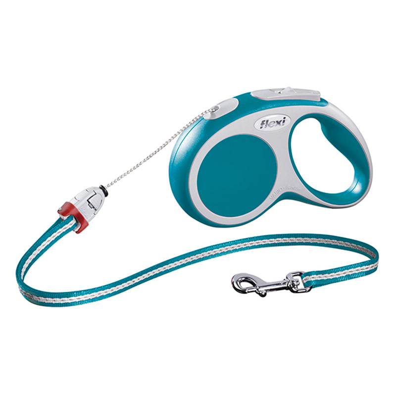 Retractable Leash flexi VARIO Basic Long M