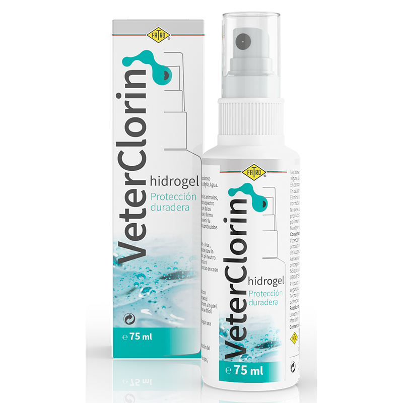 Veterclorin Hydrogel Fatro