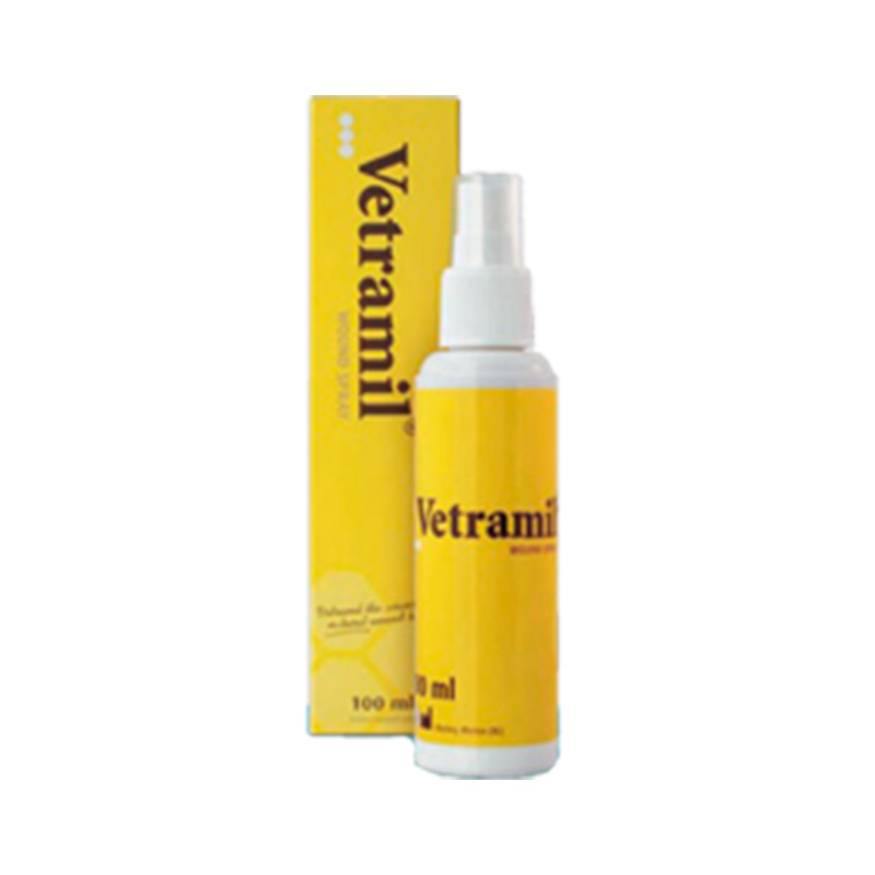 Vetramil Healing Spray for Dogs and Cats 100ml Fatro