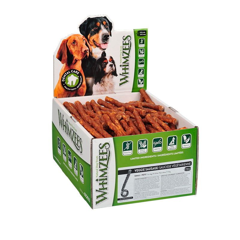 Whimzees Dental Snack Vegetarian Bar S Individual