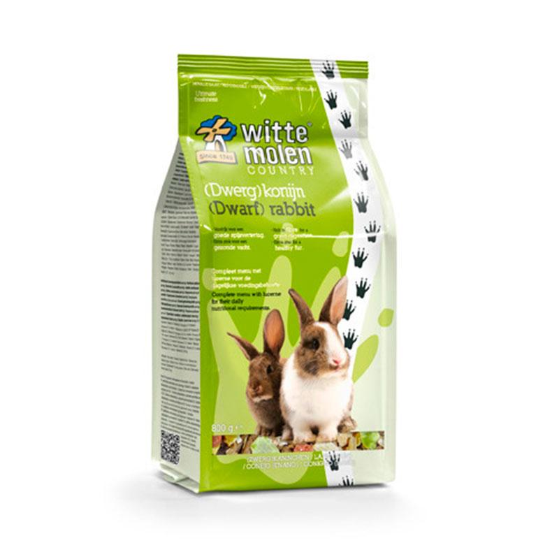Witte Molen Country (Dwarf) Rabbit Food