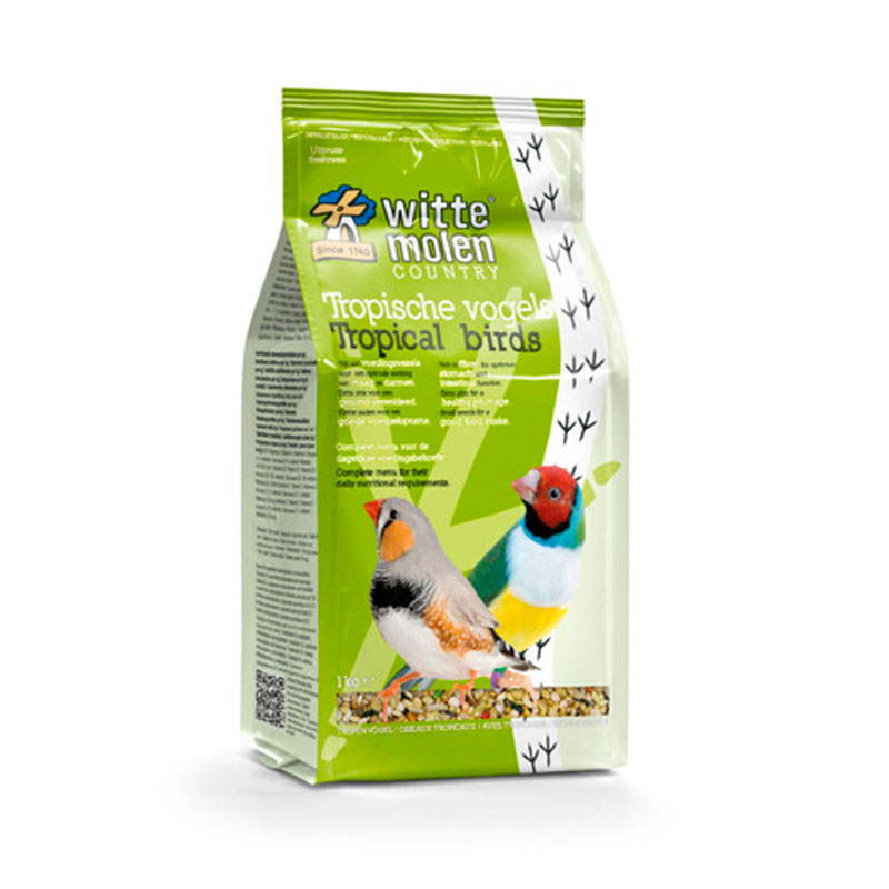 Witte Molen Country Tropical Bird Food