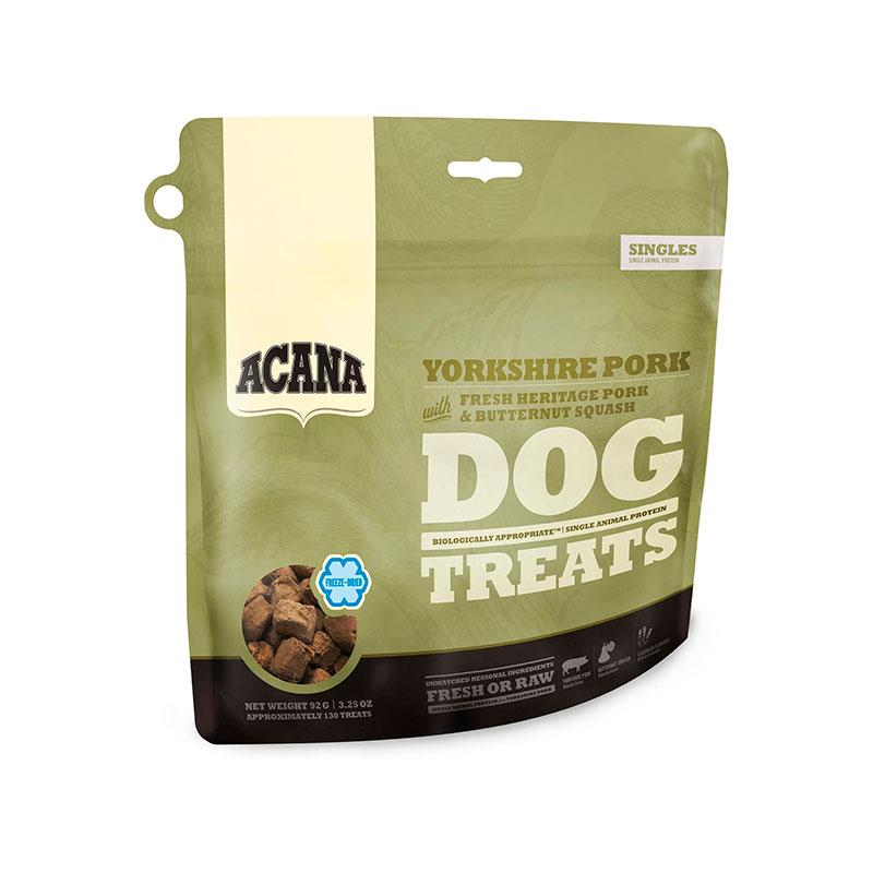 Acana Yorkshire Pork Treats for dogs