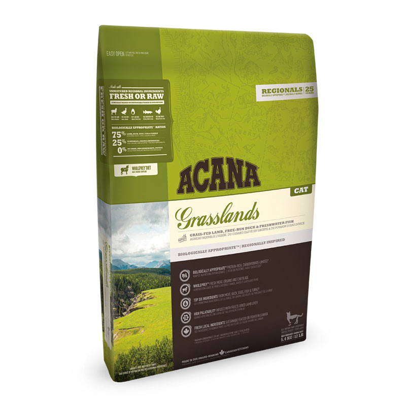 Acana Grasslands Cat pienso para gatos