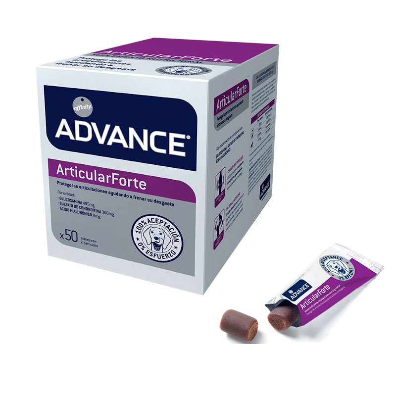 Advance  Supplement Articular Forte Particles
