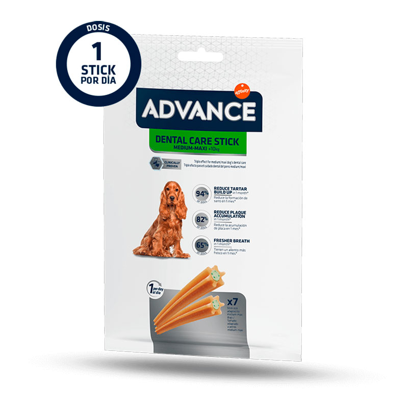 Advance Dental Care Stick 7 unidades