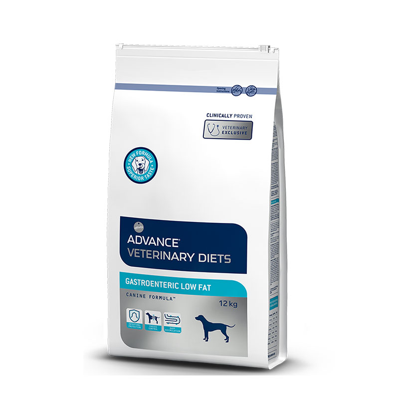 Advance Gastroenteric Low Fat Canine