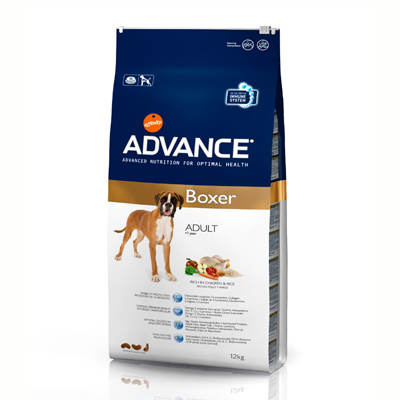 Advance Breed Boxer Adult 12Kg