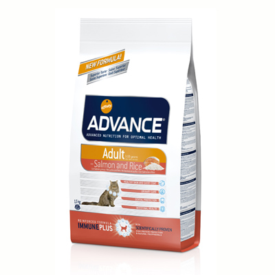 Advance Cat Adult with Salmon & Rice