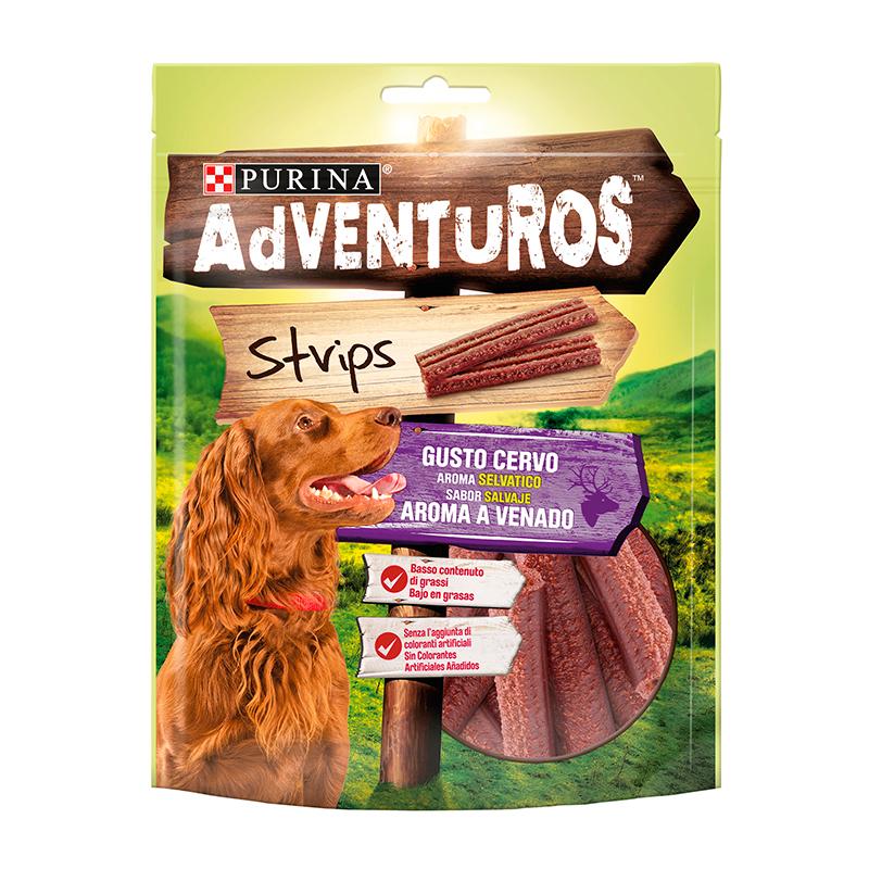 Purina Adventuros Strips 90gr